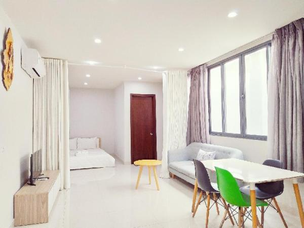 Deluxe Studio with Kitchen, near Tan Son Nhat  Ho Chi Minh City