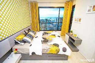 Relax on Weekend with Mordern Apt can stay 6 PAX อพาร์ตเมนต์ 2 ห้องนอน 1 ห้องน้ำส่วนตัว ขนาด 51 ตร.ม. – พัทยากลาง