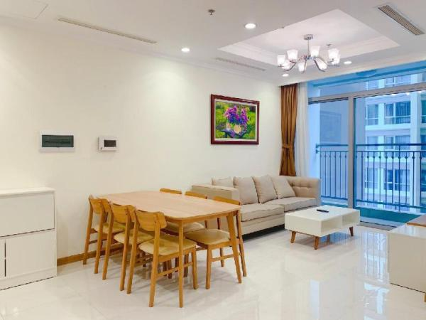 Apartment 2 Bedroom in Vinhomes Central Park Ho Chi Minh City