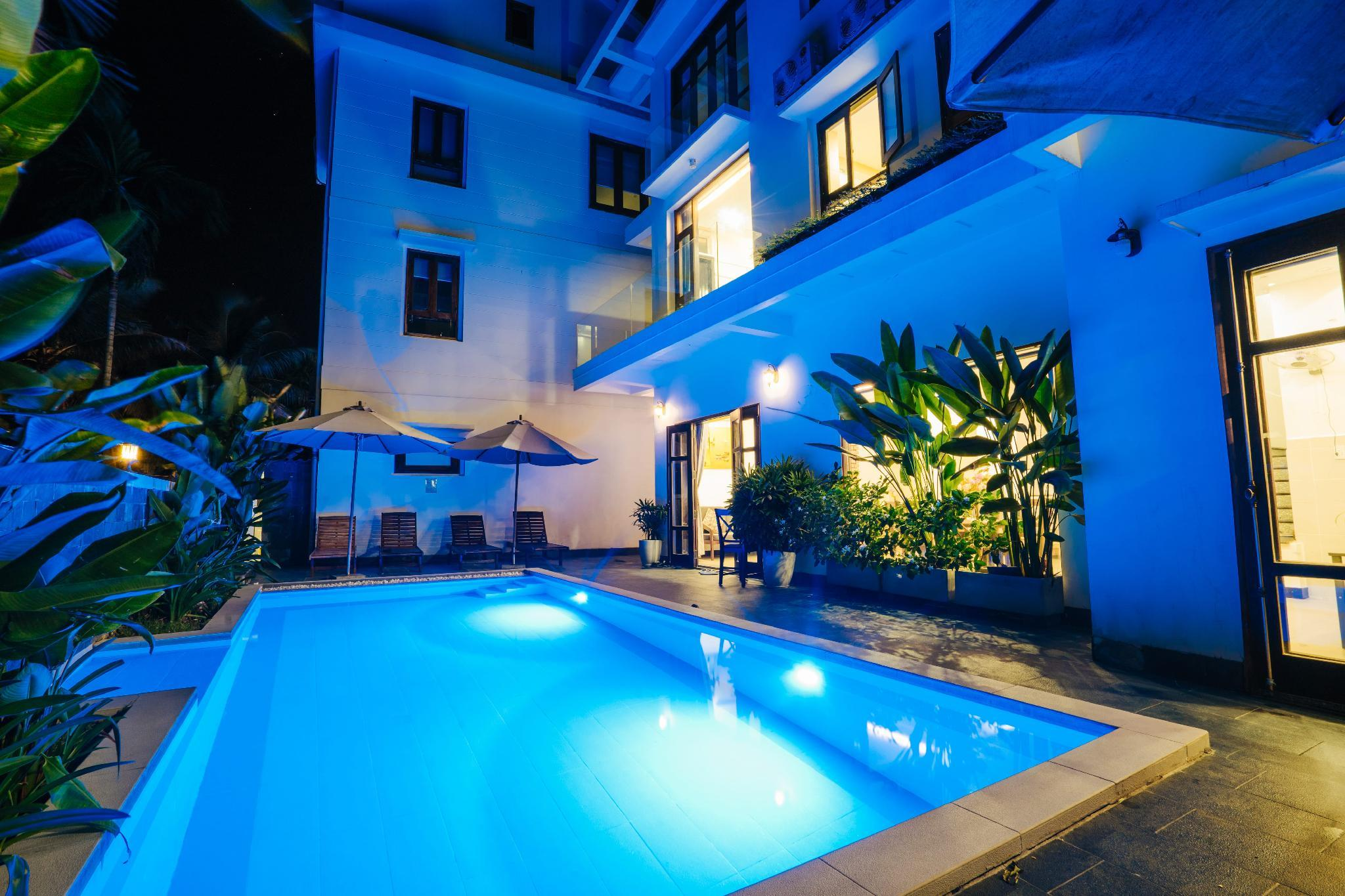 HOI AN 4 BEDROOM VILLA WITH PRIVATE POOL   BBQ