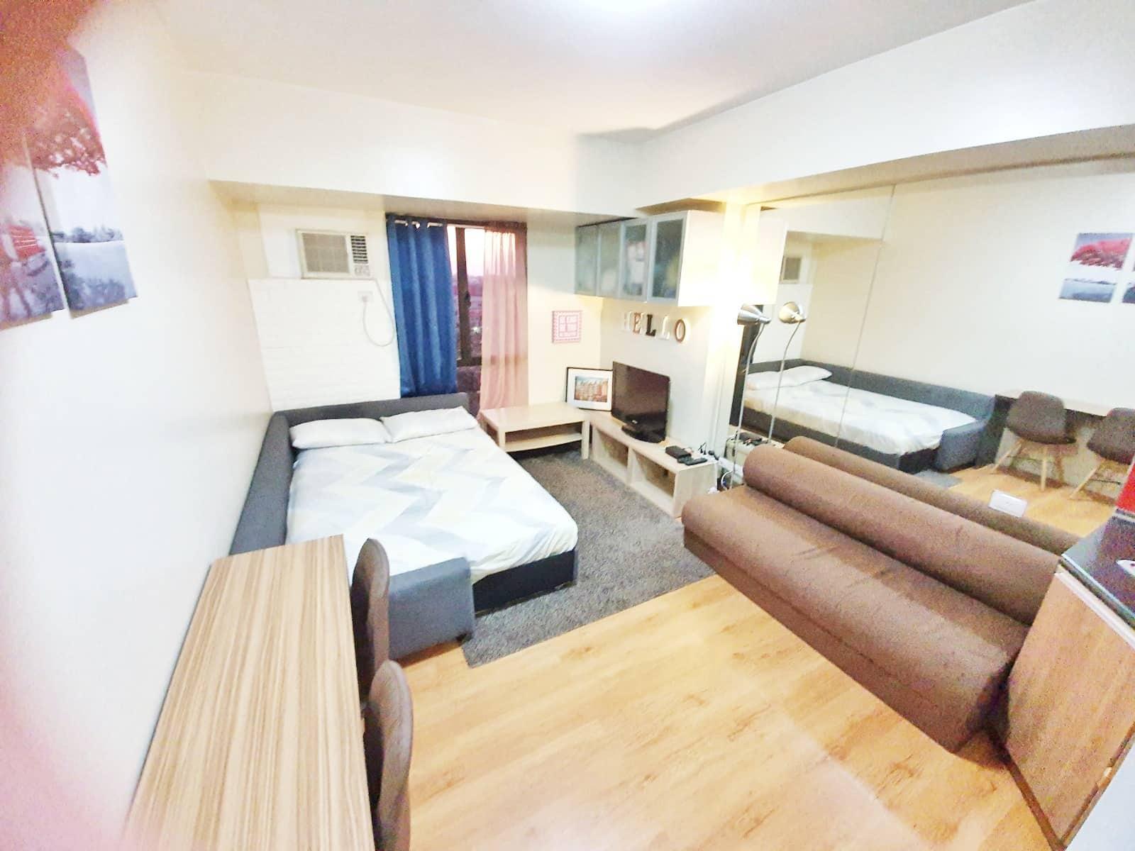 The cozy unit in Serin West Tagaytay #09353635230