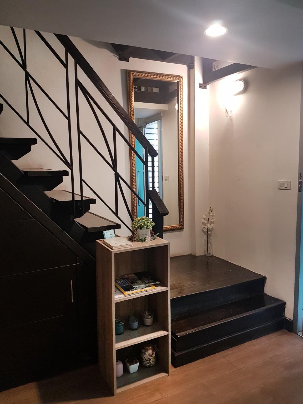 Explore Bangkok City-200m BTS-Siam Sq-MBK-GPalace สตูดิโอ อพาร์ตเมนต์ 1 ห้องน้ำส่วนตัว ขนาด 23 ตร.ม. – สยาม