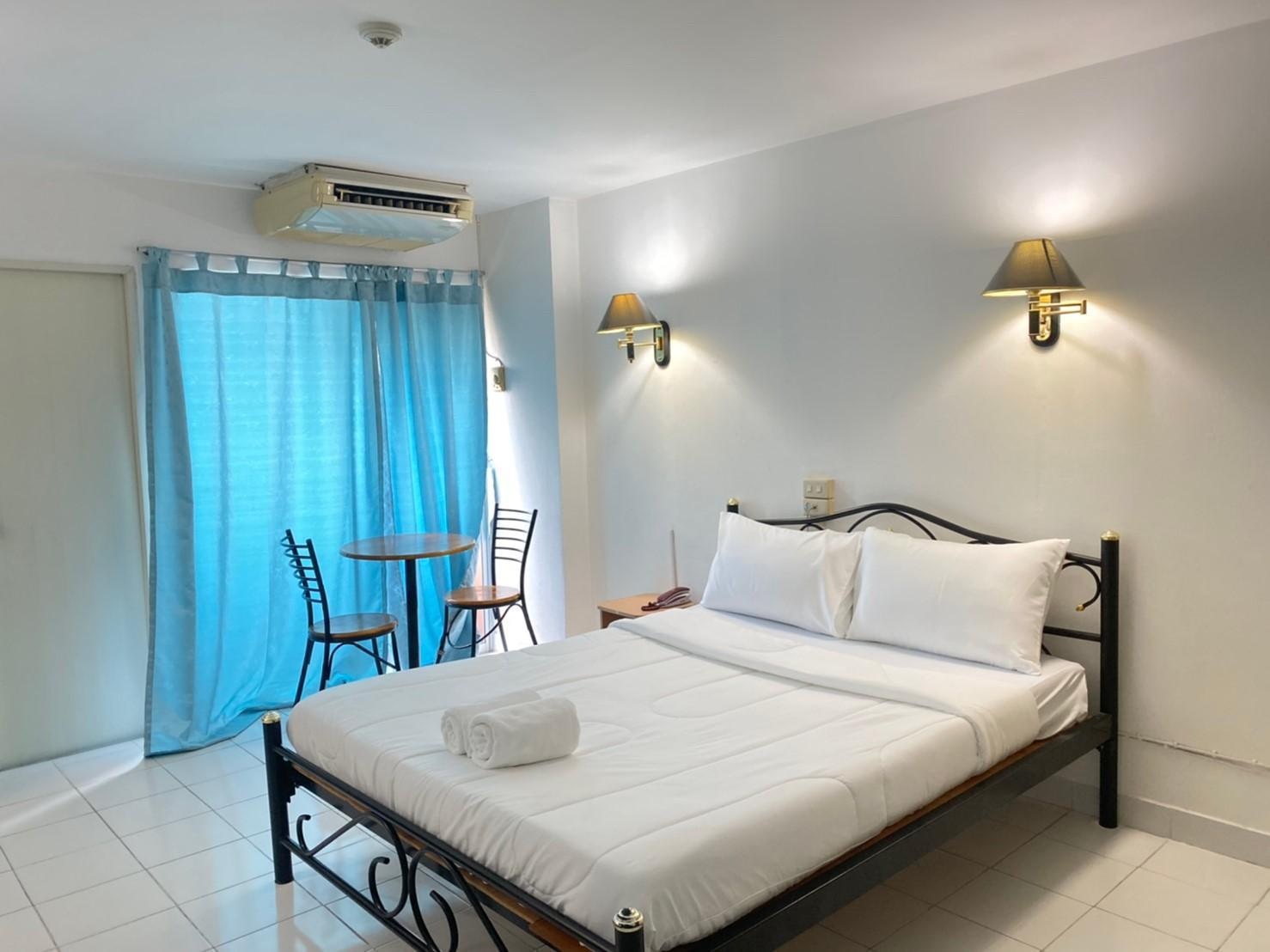 Daratorn Vibhavadi Standard  D 3 อพาร์ตเมนต์ 1 ห้องนอน 1 ห้องน้ำส่วนตัว ขนาด 25 ตร.ม. – จตุจักร
