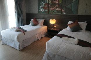 A.D Resort @Hua hin-Cha am (Le'breeze Resort) อพาร์ตเมนต์ 1 ห้องนอน 1 ห้องน้ำส่วนตัว ขนาด 69 ตร.ม. – ชายหาดชะอำ