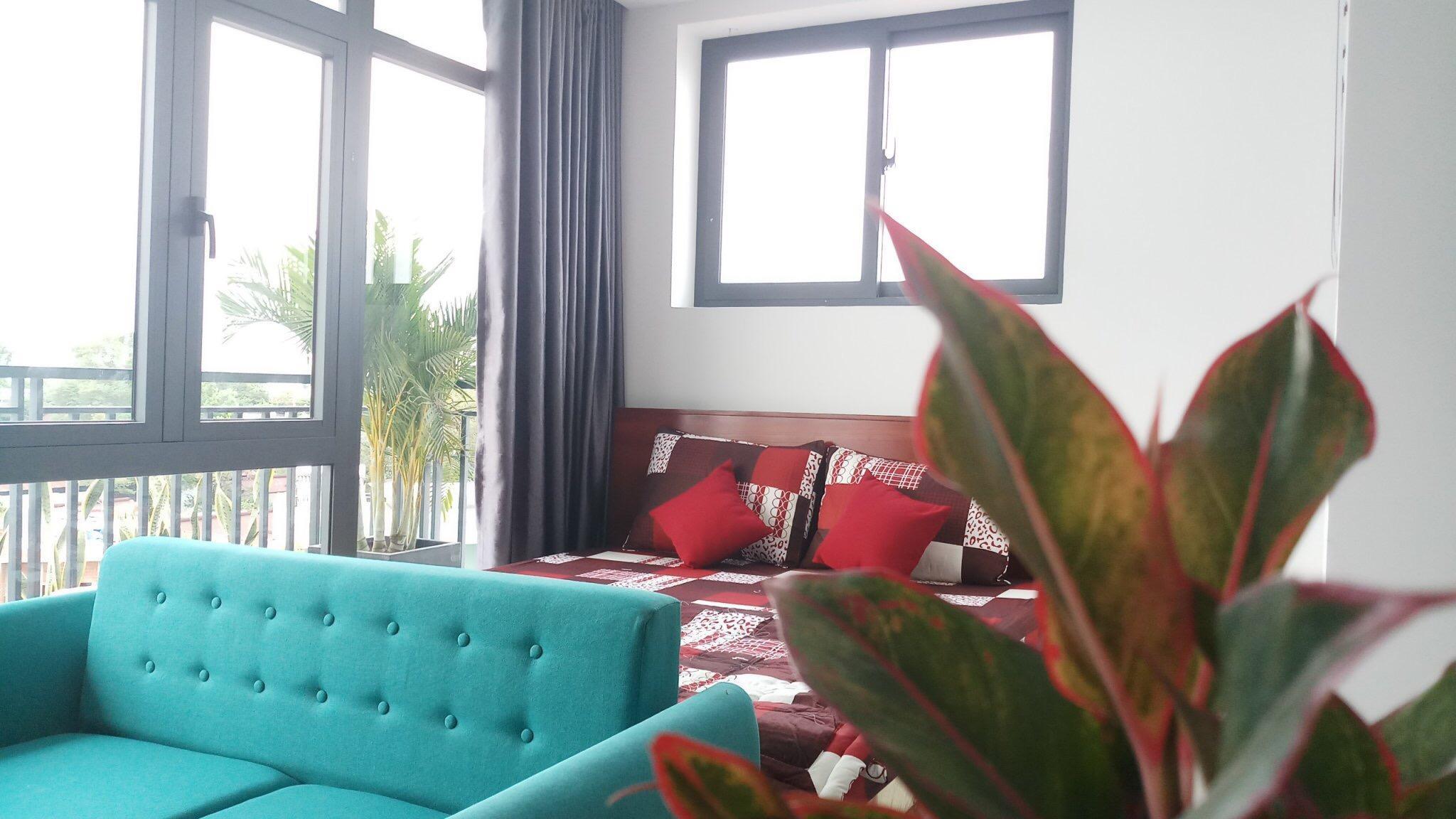 Leontina Apartment