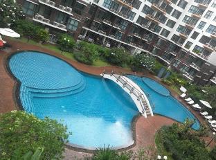[ドンムアン空港]アパートメント(35m2)| 1ベッドルーム/1バスルーム Condos for rent. Summer Gargdent. Fully furniture.