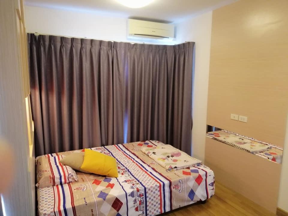 Condos for rent. Summer Gargdent. Fully furniture. อพาร์ตเมนต์ 1 ห้องนอน 1 ห้องน้ำส่วนตัว ขนาด 35 ตร.ม. – สนามบินนานาชาติดอนเมือง