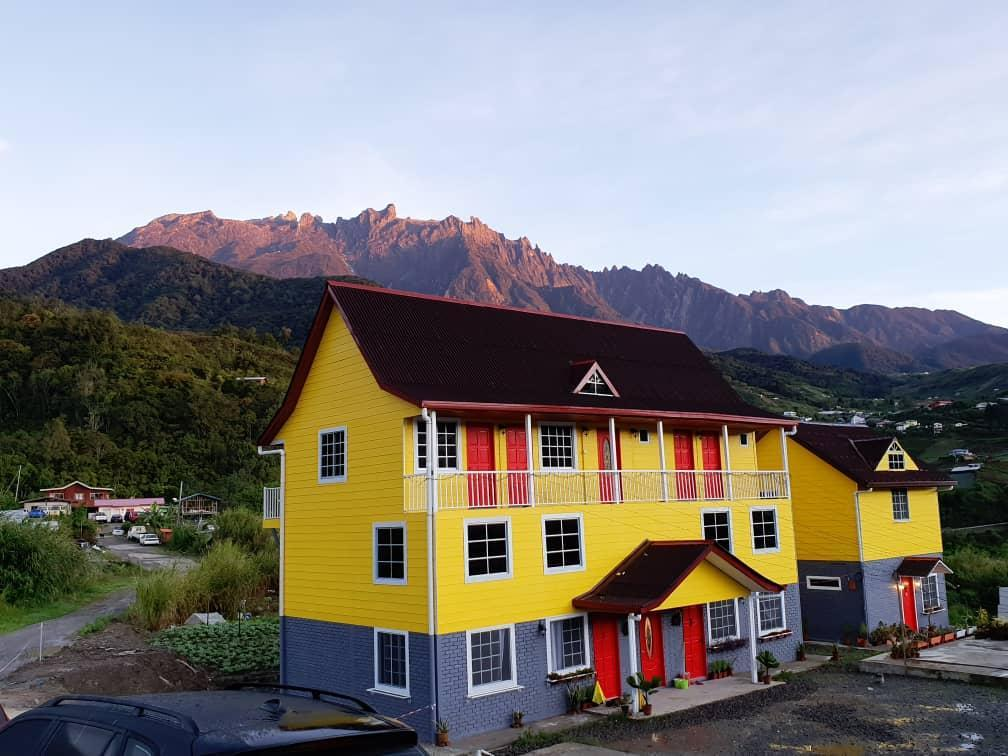 Once Upon A Time In Kundasang