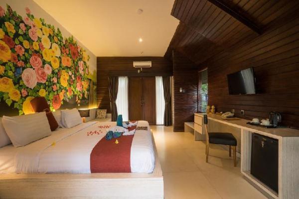 Superior Room+1-BR+Brkfst @(147)Gili Terawangan Lombok