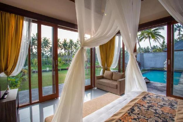 1 BDR Honeymoon Villa In Ubud