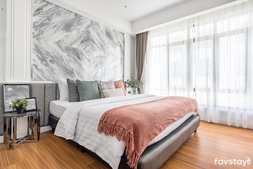 Marble Warmth Premier Room @Sukhumvit33