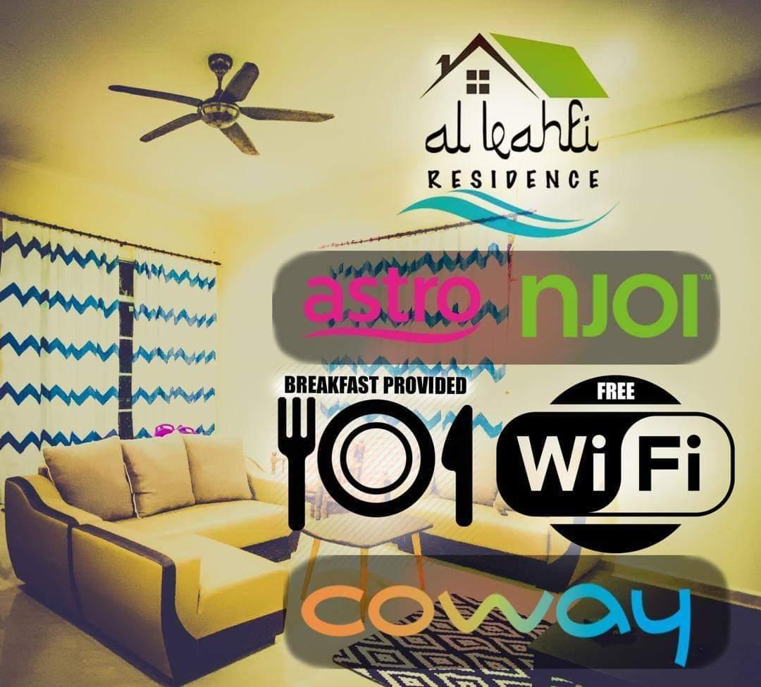 Al Kahfi Residence @ Manir   FREE BREAKFAST