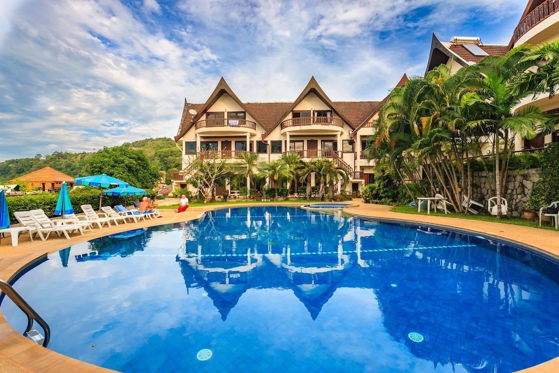 Beautiful Patong Sea View Penthouse
