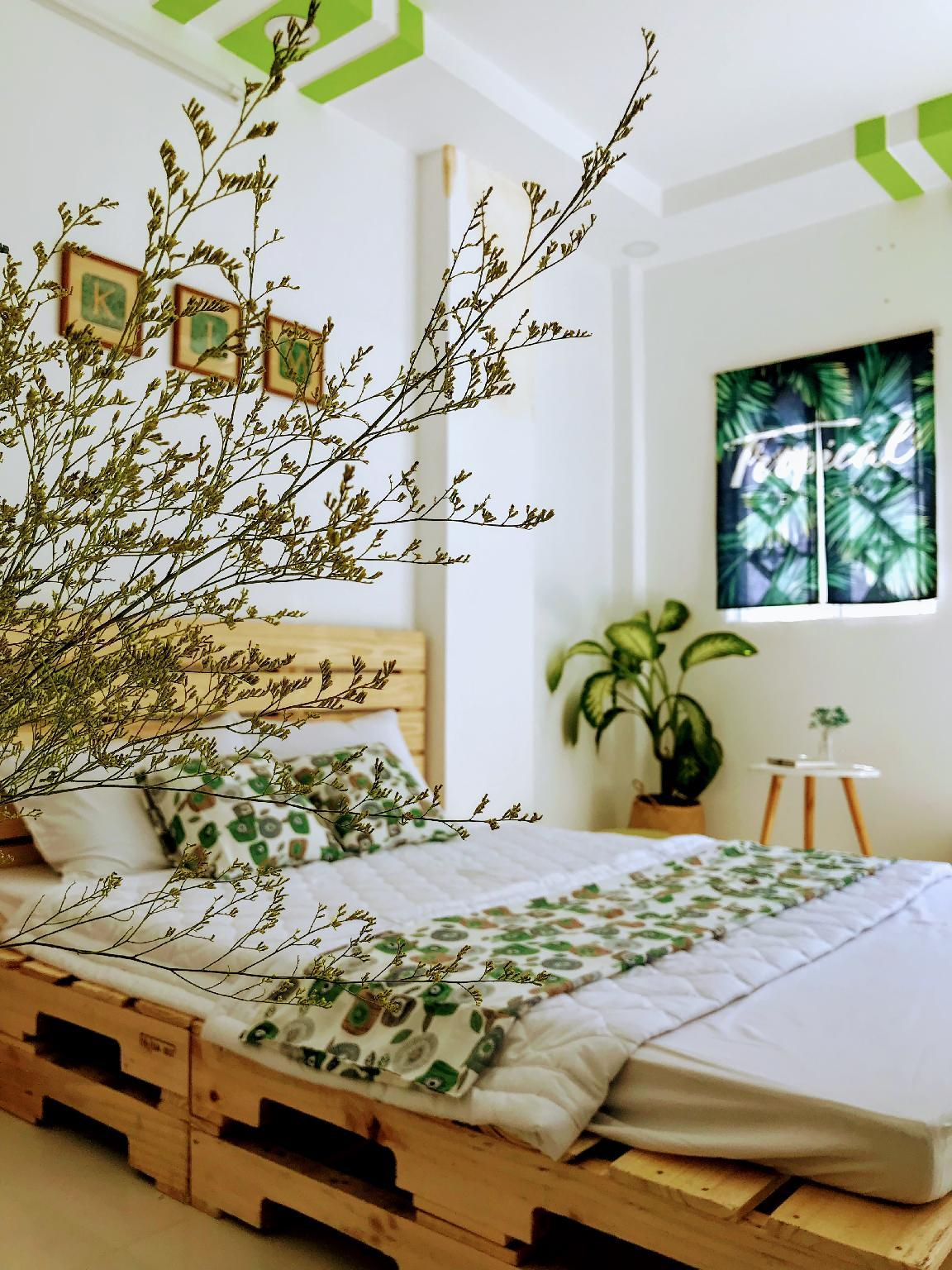 Eco Friendly Room In Heart Of HCMC