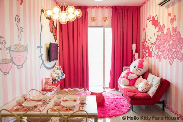 Hello Kitty Fans House Kuala Lumpur