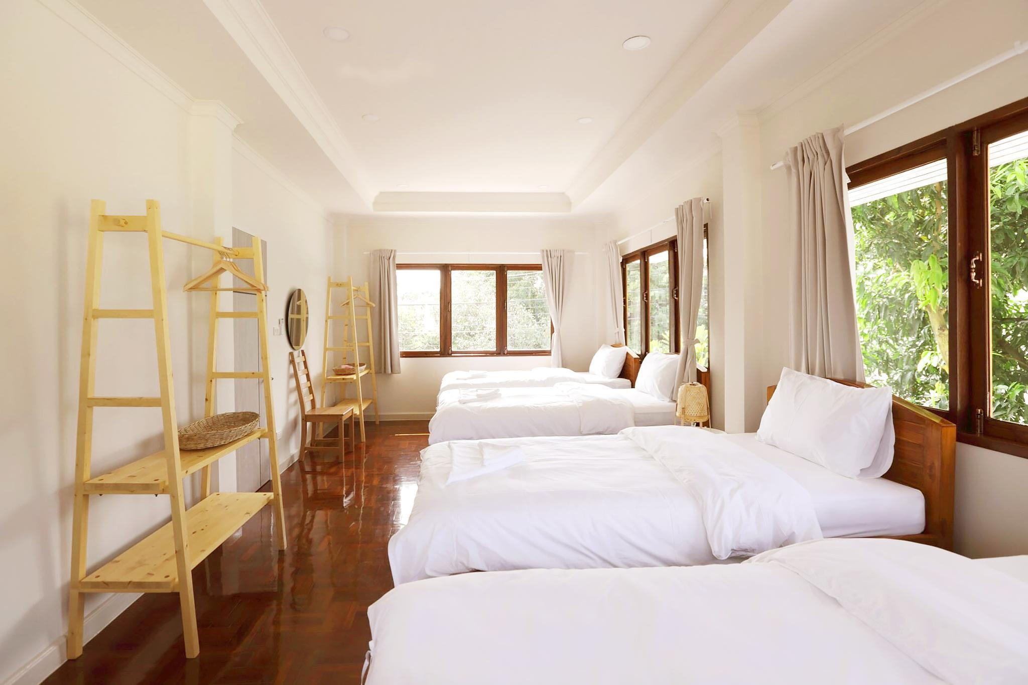 Relaxing Private house in Ayutthaya old city บ้านเดี่ยว 4 ห้องนอน 2 ห้องน้ำส่วนตัว ขนาด 120 ตร.ม. – คลองสวนพลู