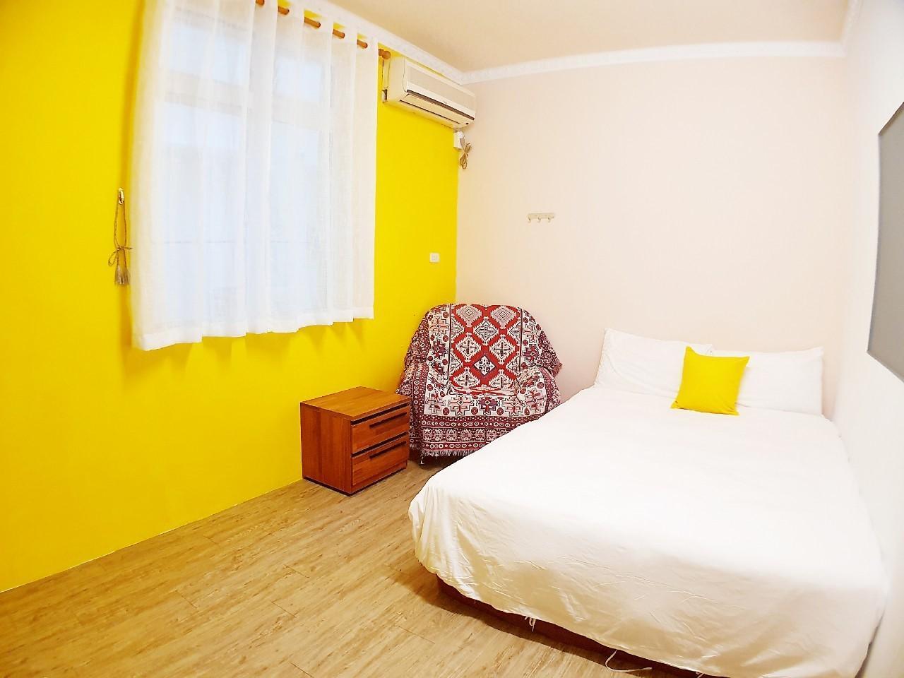 Ola Nanwan MusicandYoga BnB Double Room W Bathroom 2
