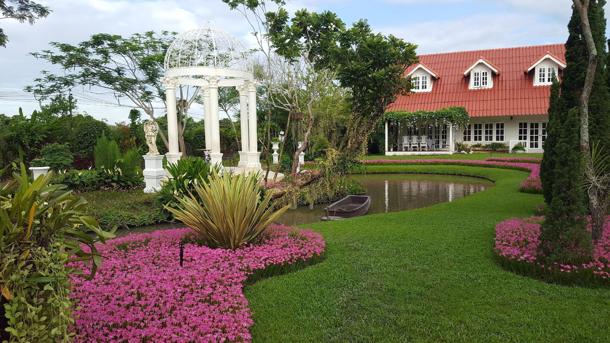 Beloved Cottage, located in the garden, peaceful. วิลลา 3 ห้องนอน 3 ห้องน้ำส่วนตัว ขนาด 170 ตร.ม. – สารภี