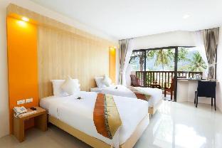 [パトン](30m2)| 1ベッドルーム/1バスルーム Cozy @ Patong Lodge Hotel, Phuket.