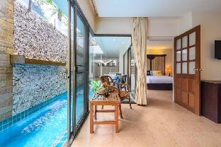 [パトン](50m2)| 1ベッドルーム/1バスルーム Deluxe Pool Access@Patong Lodge Hotel, Phuket.