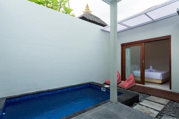 Cozy Private Plunge Pool Villa Radea