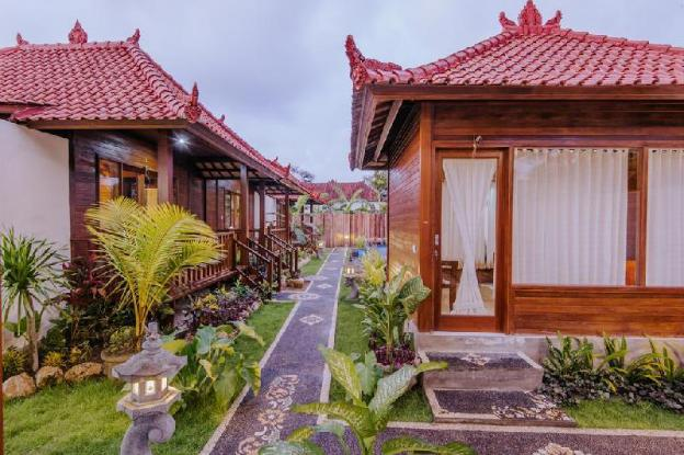 Lembongan Small Bungalow with Double Bed