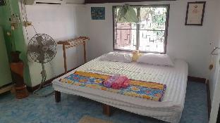 [カビンブリ]バンガロー(35m2)| 1ベッドルーム/2バスルーム Farmstay Prachinburi 4 beds 2 bathrooms