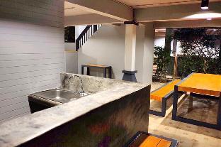 [チャアム ビーチフロント]一軒家(75m2)| 2ベッドルーム/2バスルーム 2-Bedroom House next to the sea @Pawida Resort