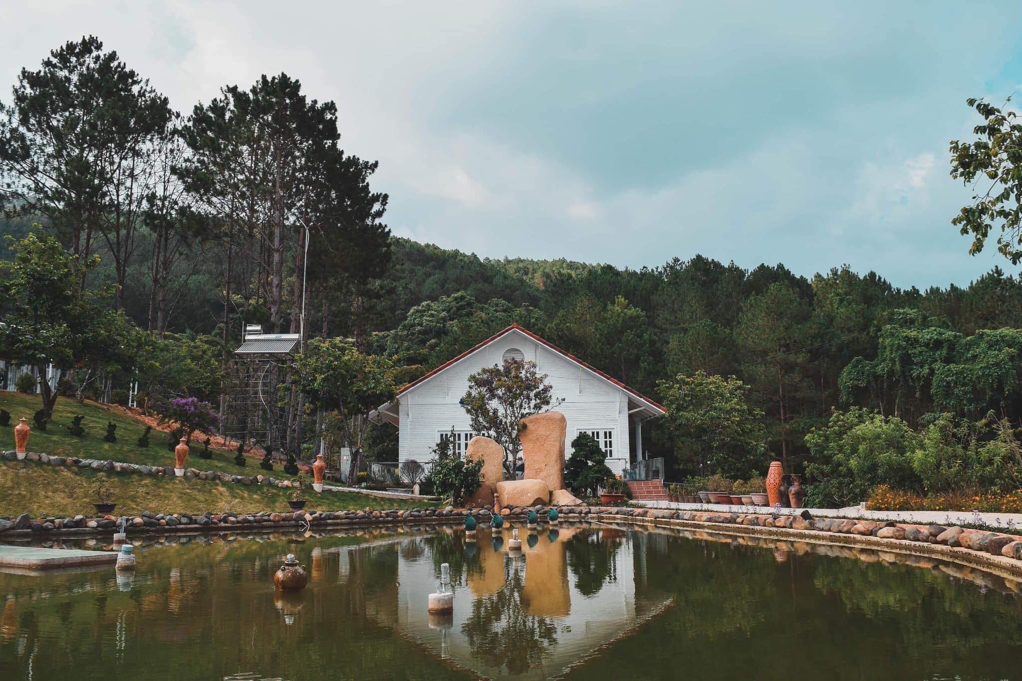 Mac Homestay   Bungalow 1 Bed View Tuyen Lam Lake