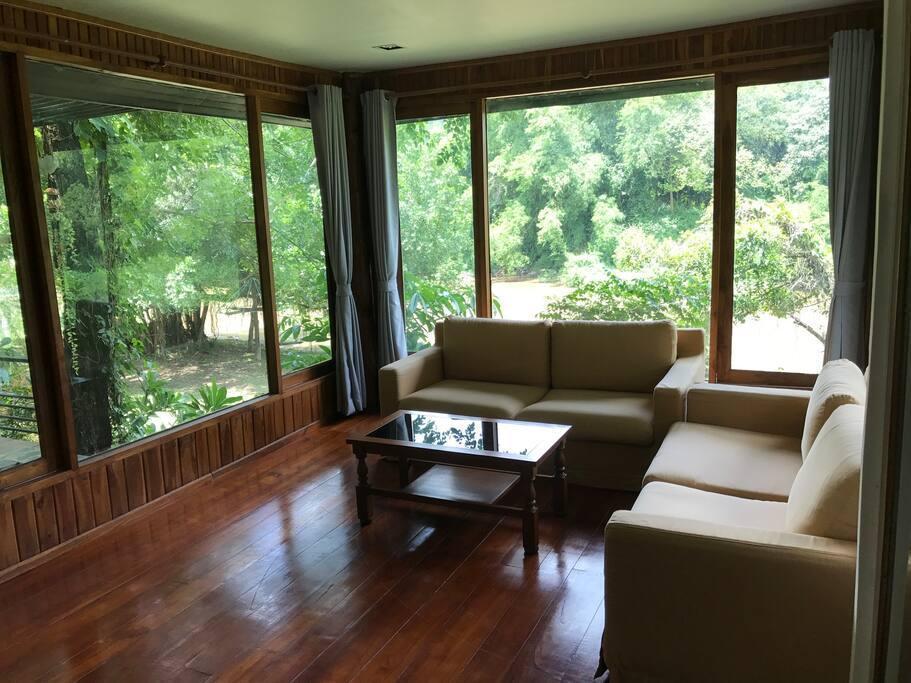 Kungnam Resort -1 Bedroom 1 ห้องนอน 1 ห้องน้ำส่วนตัว ขนาด 30 ตร.ม. – เมืองสมุทรสาคร