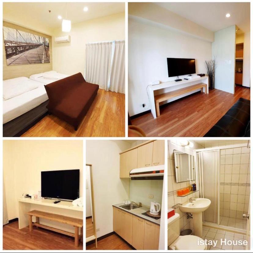 Apartment Quad Room Ximen Station 3min
