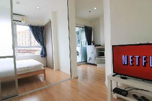 [バンカピ]アパートメント(23m2)| 1ベッドルーム/1バスルーム Condo Lumpini Ramkhamhaeng 60, Free Wfi/Gym