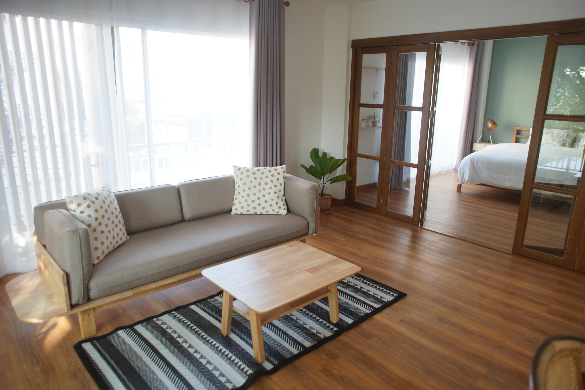 Breadfruit / One Bedroom Suite อพาร์ตเมนต์ 1 ห้องนอน 0 ห้องน้ำส่วนตัว ขนาด 42 ตร.ม. – นิมมานเหมินทร์