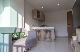 One bedroom@The View Chaengwattana 14 Room 6 อพาร์ตเมนต์ 1 ห้องนอน 1 ห้องน้ำส่วนตัว ขนาด 30 ตร.ม. – สนามบินนานาชาติดอนเมือง