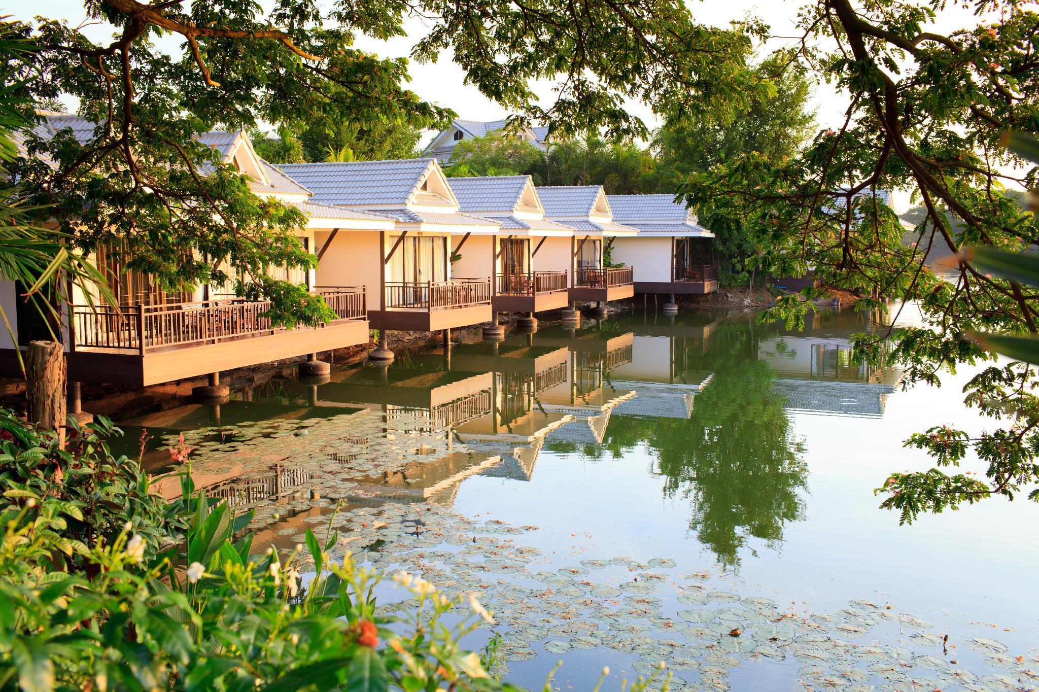 Chawalun Resort Chamchuri Lake View Bungalow 7