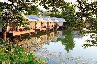 [カンペーン セーン]バンガロー(32m2)| 1ベッドルーム/1バスルーム Chawalun Resort Chamchuri Lake View Bungalow 7