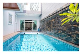 Tira Villa @ Chalong Phuket- 3 Beds 4 baths  - Phuket