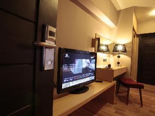 [ナコンパトム]スタジオ アパートメント(25 m2)/1バスルーム Diary Suite Deluxe Contemporary - Double Bed