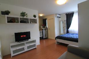 [バーンナー]アパートメント(22m2)  1ベッドルーム/1バスルーム Nice  place Condo Lumpini Thepharak-Srinakarin