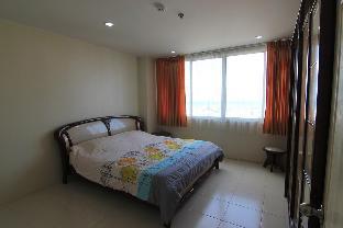 [シラチャー]アパートメント(50m2)| 1ベッドルーム/1バスルーム Nice place to live Sriracha Condoview seaview room