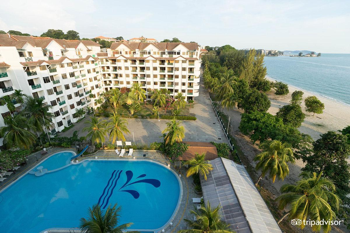 Apartment Seaview Bayu Beach PD