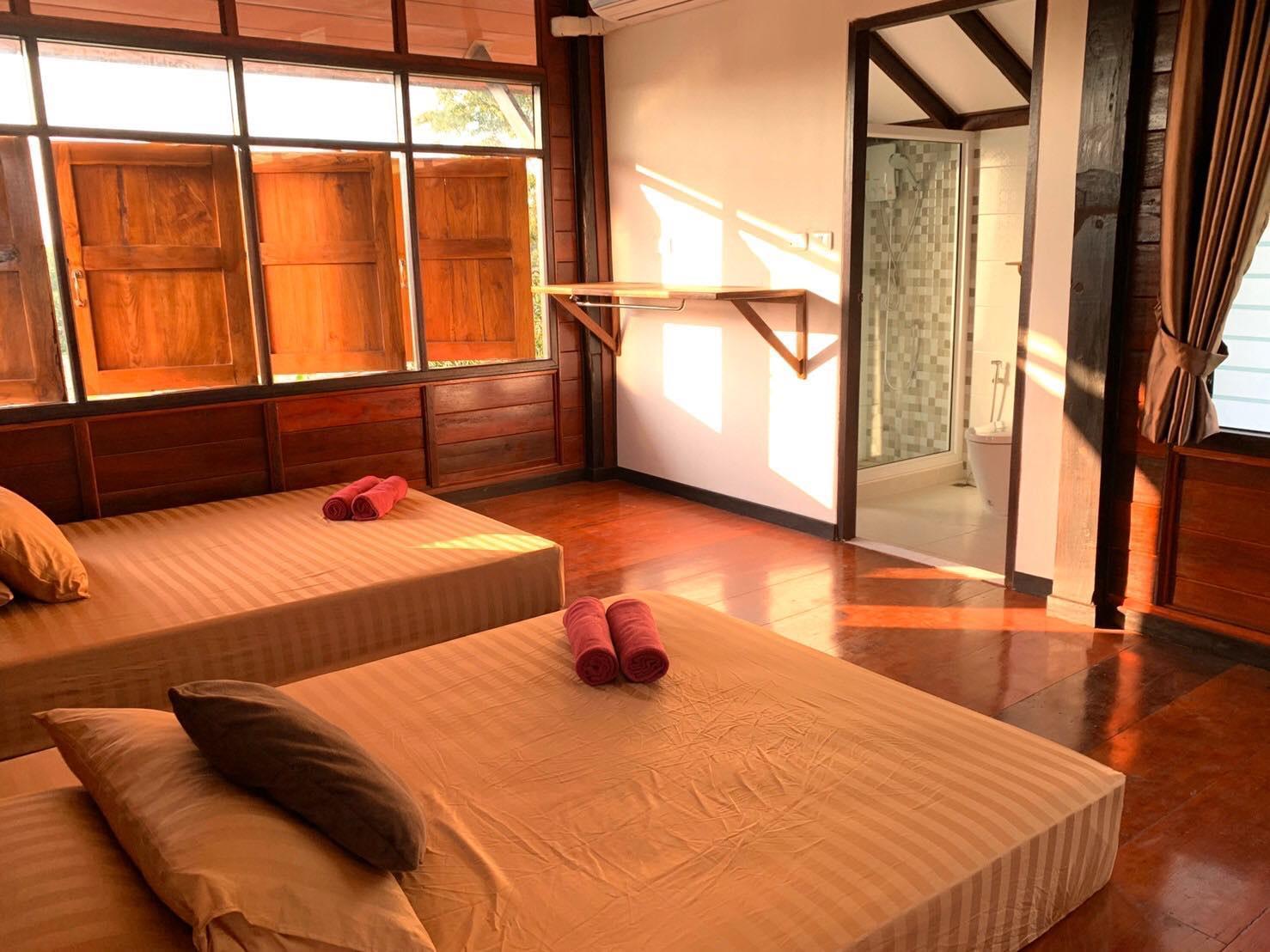 Baan Thai Pattaya บ้านเดี่ยว 2 ห้องนอน 2 ห้องน้ำส่วนตัว ขนาด 200 ตร.ม. – บางละมุง