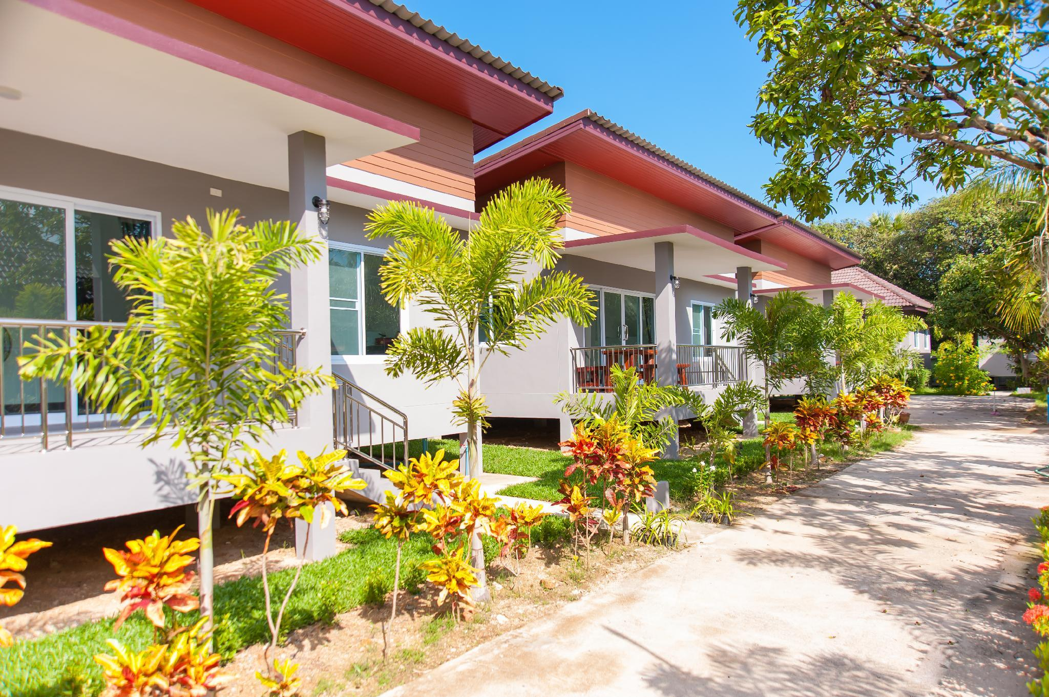 Cozy 2 Bedroom House With Kitchen Samui Maenam