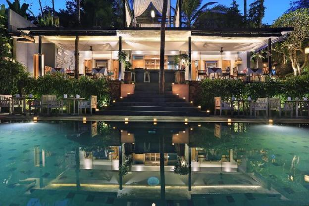 1 BR Luxury Villa & Royal Pool Villa - B'fast