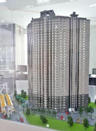 [バーンナー]アパートメント(53m2)| 2ベッドルーム/2バスルーム ASAKAN PLACE CONDO