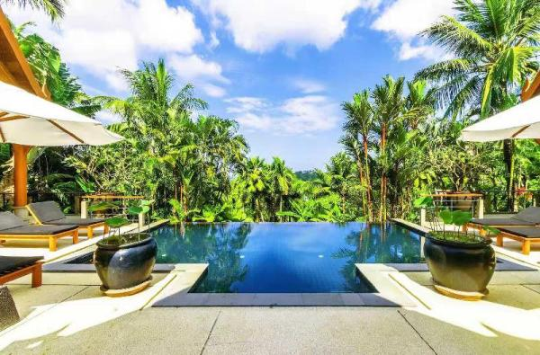 Luxury Four Bedroom Villa in Bangtao & Surin Beach Phuket