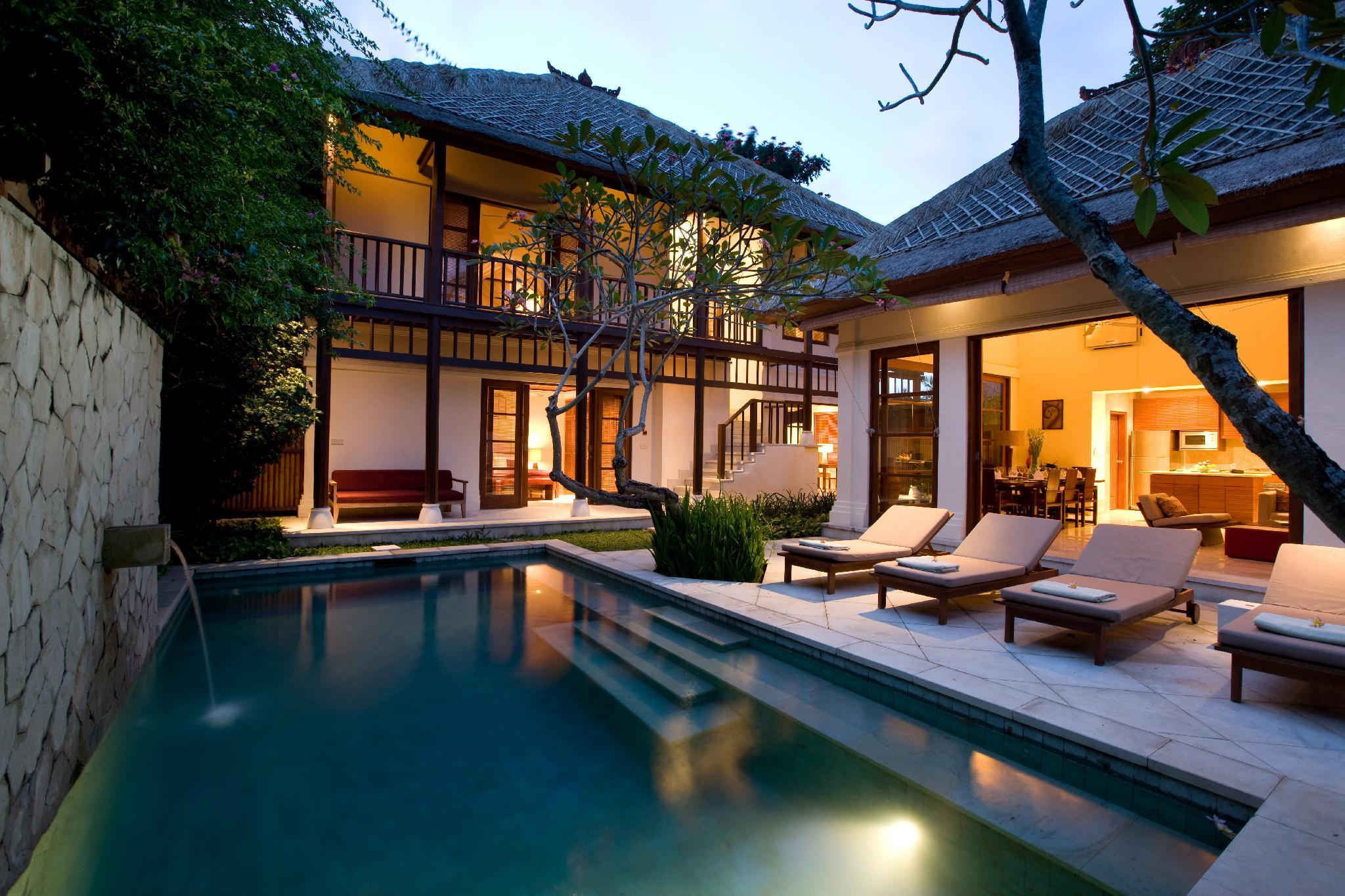3 BR+Pool Villa+bathtub+Brkfst@ 90 Jimbaran