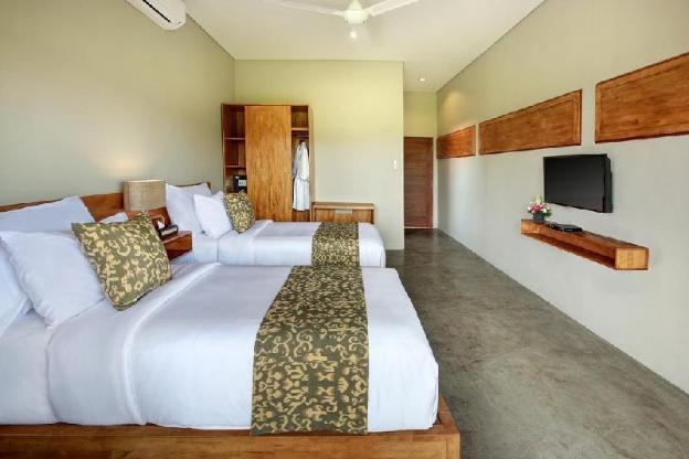 2 Bedroom Pool Villa - Breakfast#SV