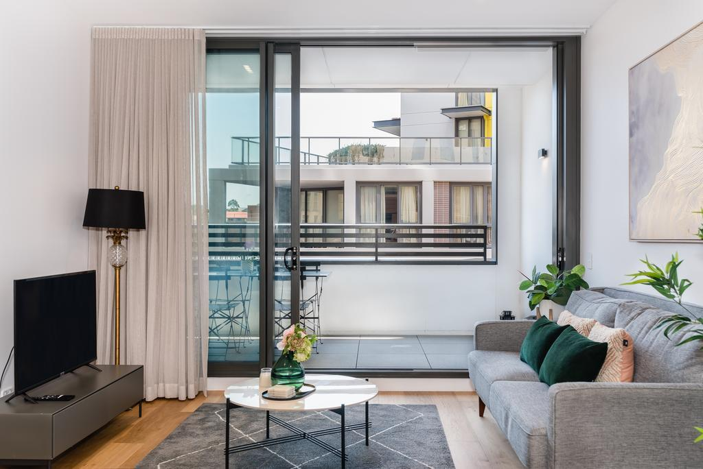 Appartment Darling Harbourg   Hay Street