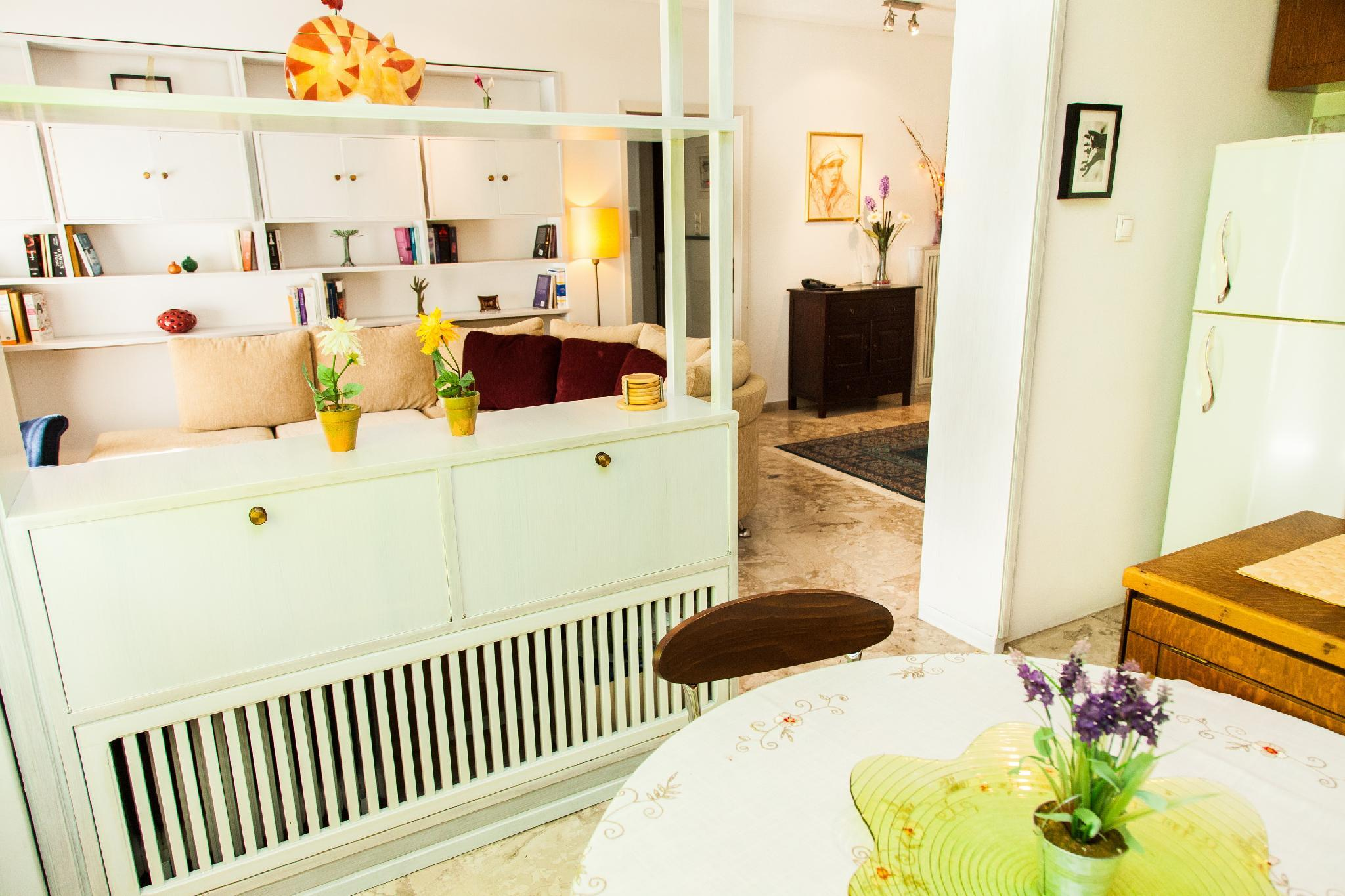 Fabulous Apartment 2BR In Athens  Sleeps 5